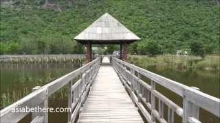 Sam Roi Yot Freshwater Marsh - Khao Sam Roi Yot National Park