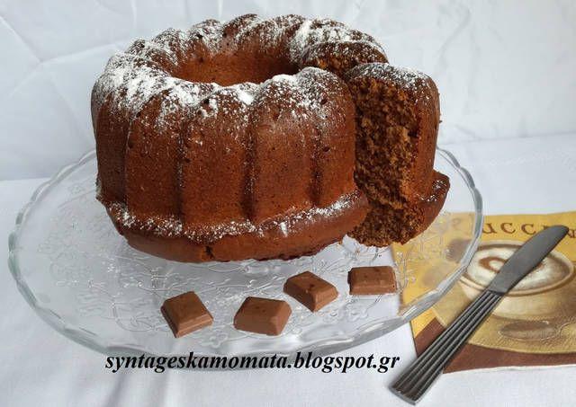 Κέικ σοκολάτας #cookpadgreece #cakesokolatas