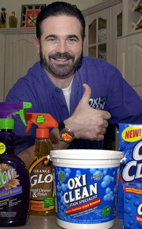 billy mays he gets the tough stain out commercial advertising