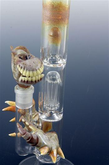 SALT Heady Monster Straight Water Pipe
