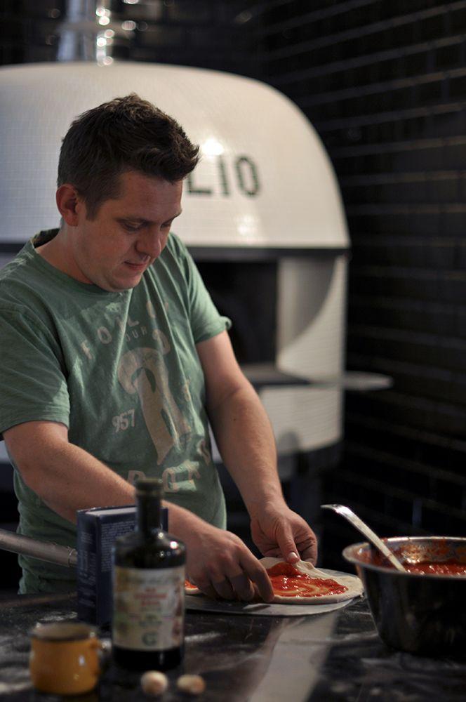 Szkolenie Associazione Verace Pizza Napoletana