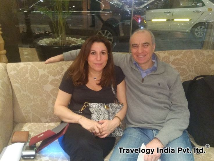 Guests from UK Planned 8 Days 7 Nights North India Tour with Travelogy India to celebrate New Year in India. Plan your New Year celebration in North India before its gone. #HappyGuest #TravelogyIndia #NorthIndiaTour #NewYearCelebration