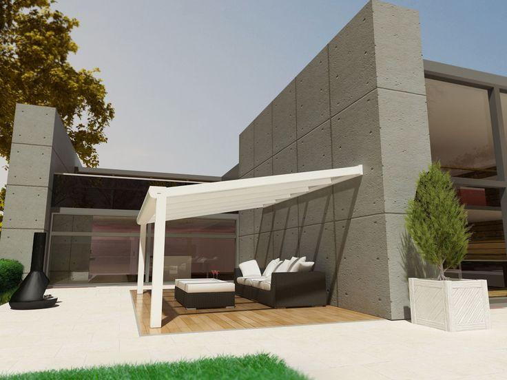 Verano Garda terras overkapping / veranda