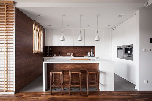 Cabinet And Countertop Store One Stop Shopping Waldorf Cabinets Modern Wooden Kitchen Wooden Kitchen Kitchen Decor
