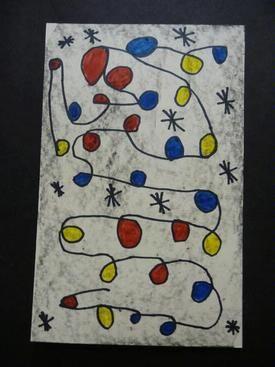 Kindergarten:  Miro Miro on the Wall....