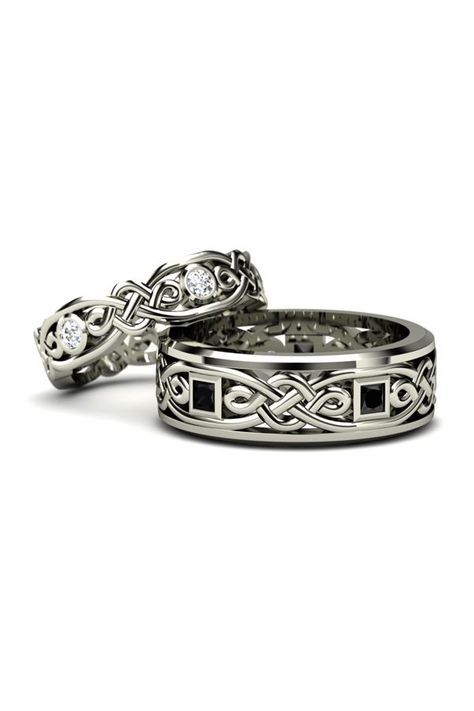 nice celtic wedding rings best photos