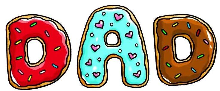 Dad Donut