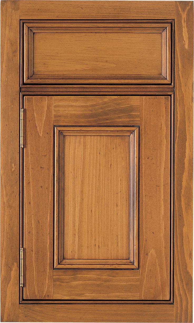 Essex Recessed  Woodmode  Fine Custom Cabinetry