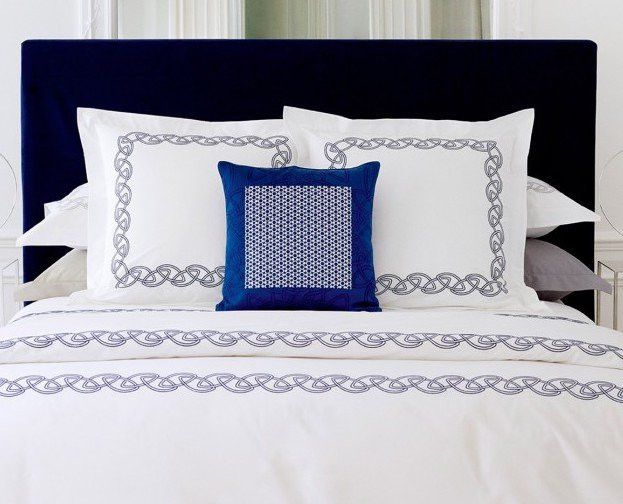 Alliance Marine Bedding by Yves Delorme  #westport #figlinenswestport #figlinensandhomewestport #freeshipping #comfort #interiors #06880 #lifestyle #figlinens #homedecor