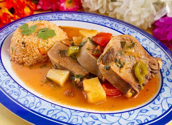 Как и сколько варить говяжий язык, ссылка на рецепт - https://recase.org/kak-i-skolko-varit-govyazhij-yazyk/  #Мясо #блюдо #кухня #пища #рецепты #кулинария #еда #блюда #food #cook