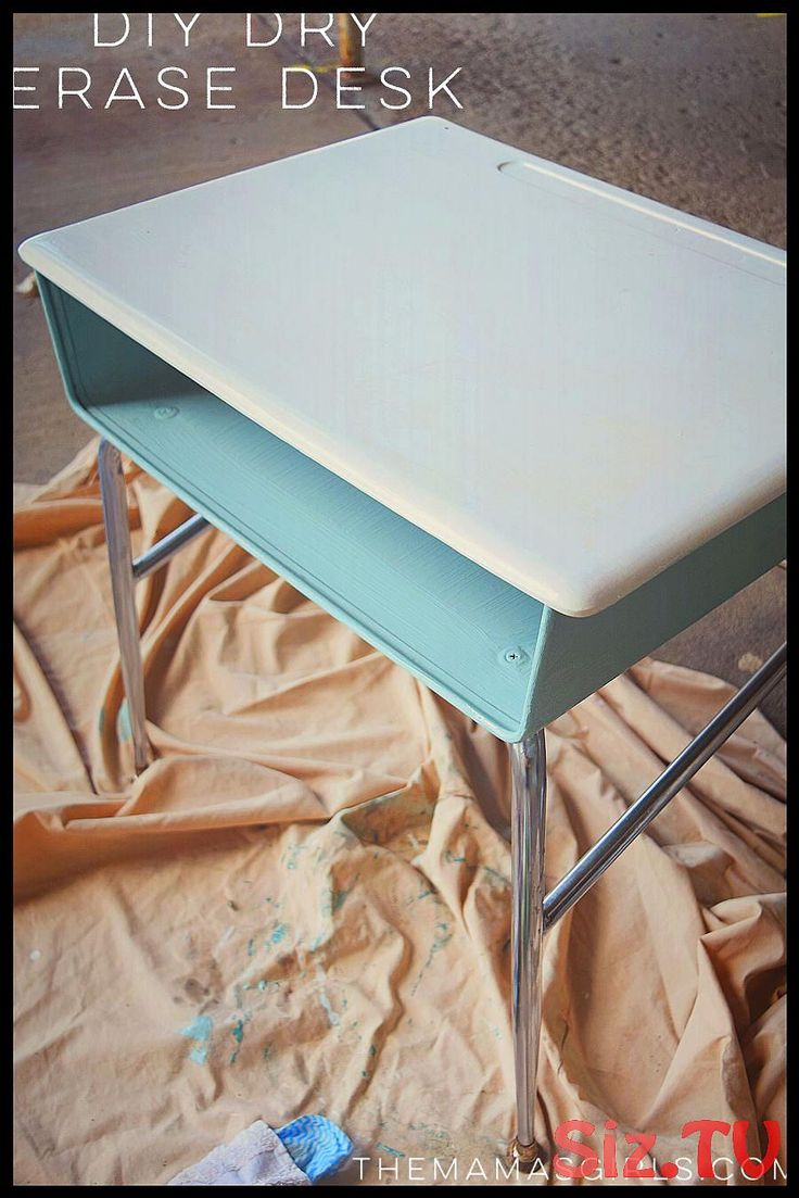 Diy Dry Erase Desk Diy Dry Erase Desk Visit The Post For More This Was A Fun Upc…