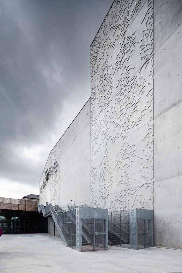 Saint-Nazaire Theatre  K-ARCHITECTURES