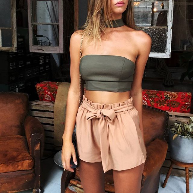 tanned | shorts | boho SHOP NOW | Howling shorts http://www.muraboutique.com.au/products/howling-shorts?variant=18424162183 #muraboutique