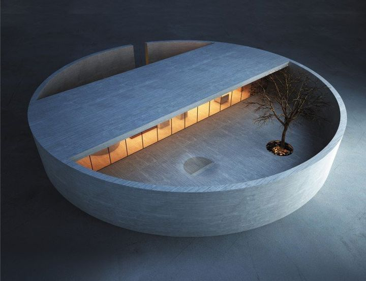 Ring House - Riyadh, Saudi Arabia Architect Marwan Zgheib