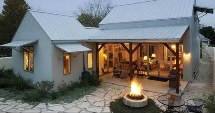 El Mejor Hogar para Jubilados de 2013, del arquitecto Jon Nystrom's enBoerne, Texas