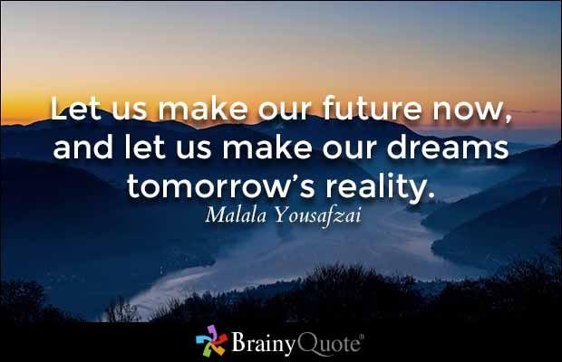 Malala Yousafzai Quotes - BrainyQuote