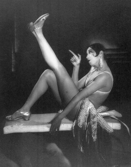 Josephine Baker Photo: Wolf von Gudenberg 1925 (Germany)
