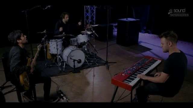 "We are very proud to present the first in a series of incredible exclusive live performances by three extraordinary musicians: Gabriel Piers-Mantell @gabeppm on keys, Diego Rodriguez @diegorodriguez8 on bass and Freddy Sheed @freddysheed on drums. This track ""Gemini"" was written for this session by Gabriel and performed on the new @nordkeyboards Stage 3 with the new Amber Upright piano preset. It was recorded in our demo facility using a Soundcraft Ui24R multitrack recorder and AKG…"