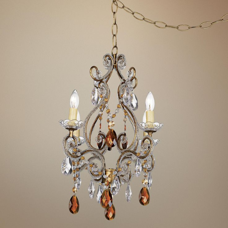 1000 Images About Chandeliers For Closets On Pinterest
