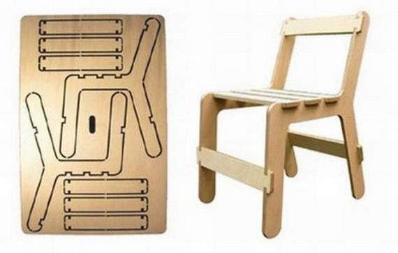 Pinterest the world s catalog of ideas for Flat pack muebles