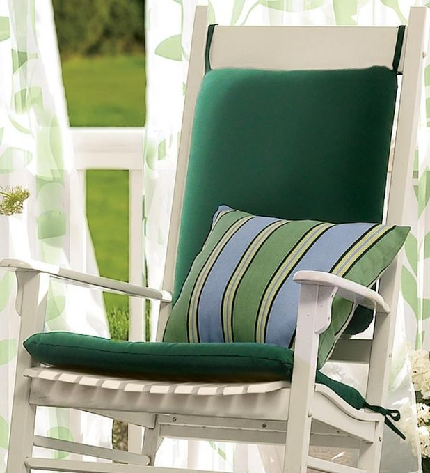 Outdoor Rocking Chair Cushions248 best Outdoor Cushions images on Pinterest   Outdoor cushions  . Rocking Chair Pads Outdoor. Home Design Ideas