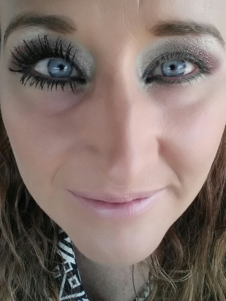 "Look at these 'Wow"" lashes with Younique's 3D Fiber  Lash magic mascara!  Wow, huh? younqueproducts.com/danacochran"