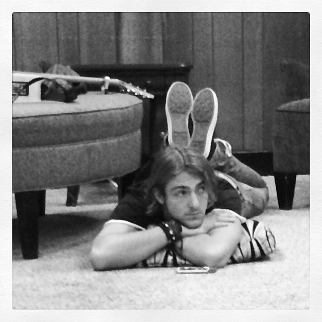 Haha he looks like a Rabbit? -Ratliff