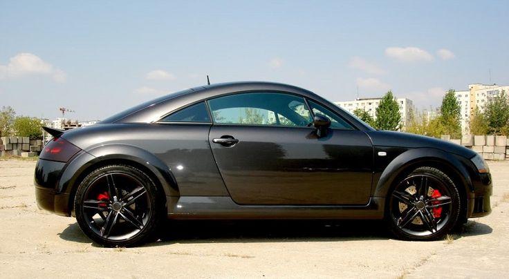 Audi Tt Custom Tt 8n Custom Suv Tuning Tech And