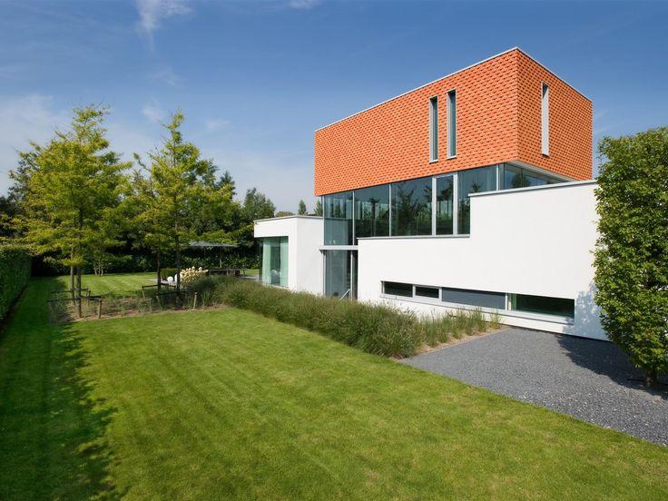 Maas Architecten » woonhuis arnhem
