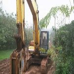 Used Kobelco excavator SK200-3 is a typical type of the used Kobelco excavators for sale in Shanghai Jiangch...