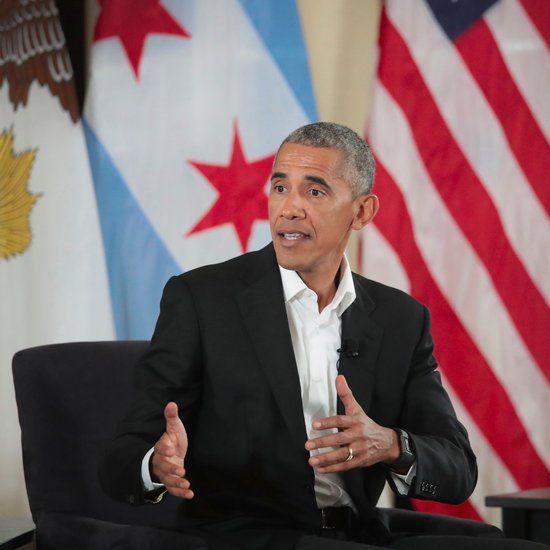 barack obama endorses french candidate macron - Barack Obama Lebenslauf