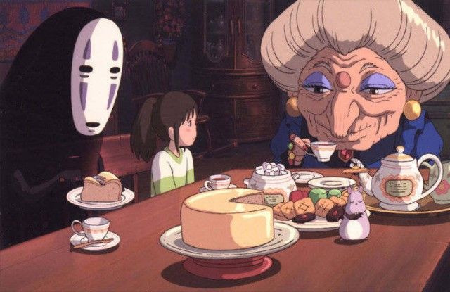 the best story ever, cesta do fantazie, japanese film, Hayao Miyazaki