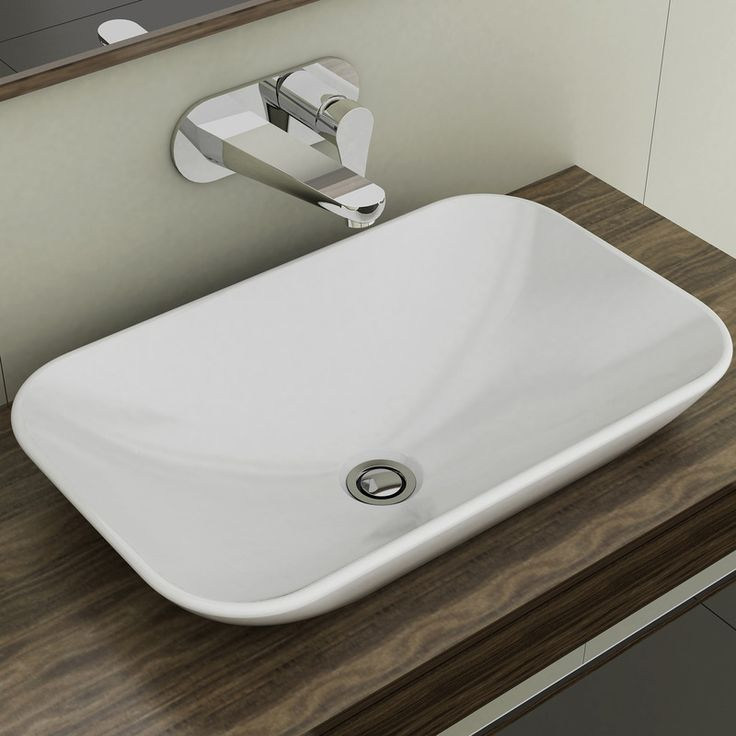 Gem Inset Basin  http://www.caroma.com.au/bathrooms/basins/gem/gem-inset-basin