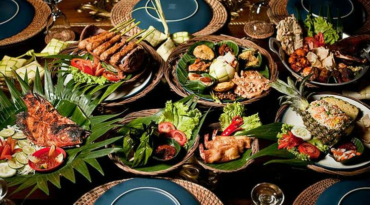 Kind of traditional food in indonesia