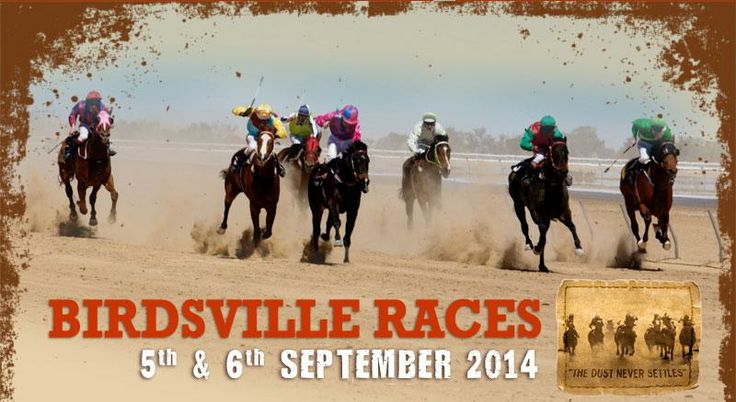 BIRDSVILLE RACES BY AIR | Northern Territory Air Services