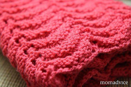 Sunny Baby Blanket Knitting Pattern : Easy knit baby blanket, Baby blanket knitting patterns and Knitting patterns ...