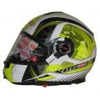 LS2 FF386 modular flipup helmet