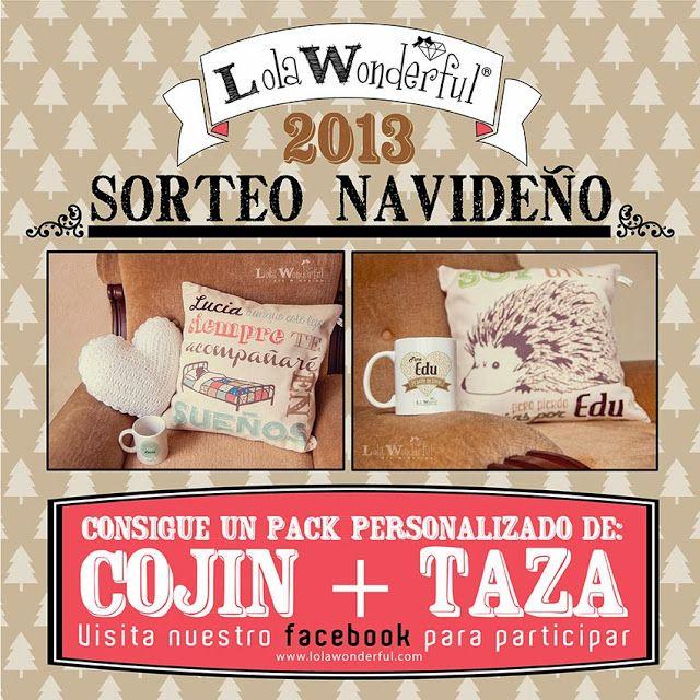 SORTEO NAVIDEÑO!! https://www.facebook.com/lolawonderful/app_79458893817
