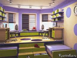 Image result for интерьер комнаты для двух мальчиков подростков