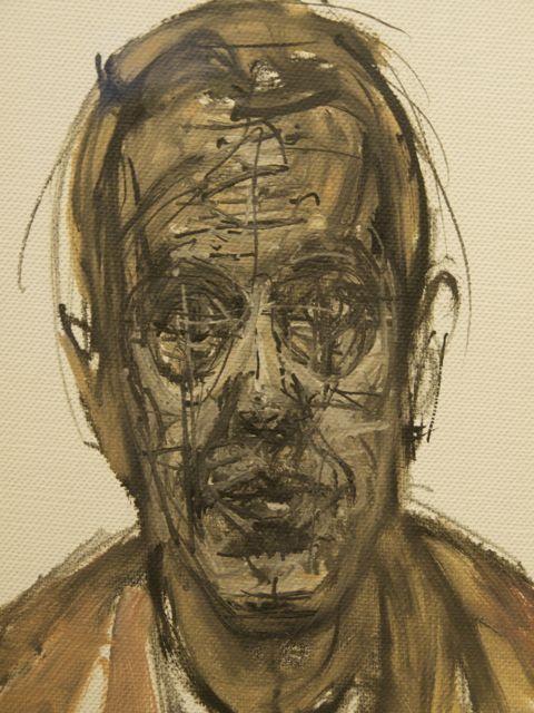 Alberto Giacometti alla GAM – Galleria d'Arte Moderna di Milano