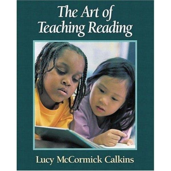 Written in Calkins' graceful and passionate style, The Art of Teaching Reading serves as an eloquent and desperately needed reminder of what matters most in teaching.