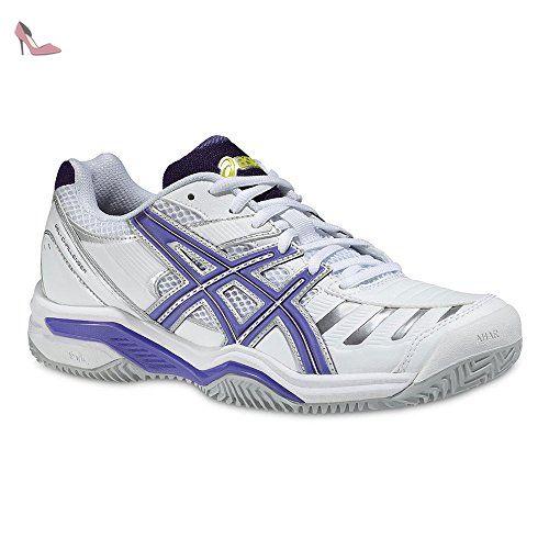 Gel-Lyte, Chaussures de Running Homme, Blanc Cassé (White/Glacier Grey), 42 EUAsics