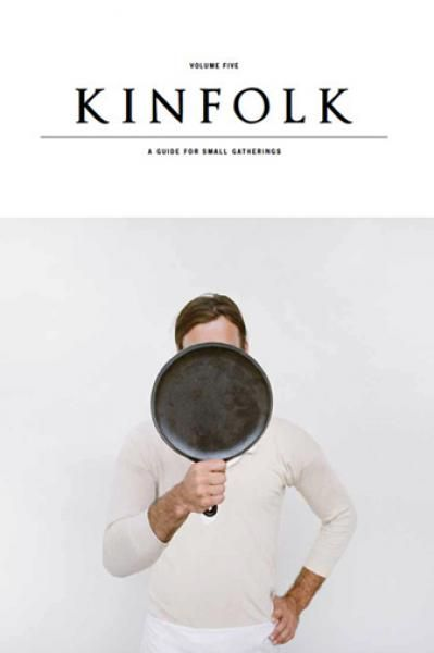 New Kinfolk magazine