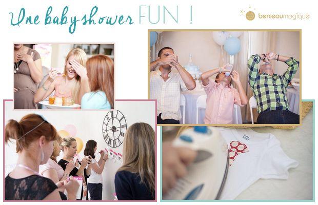 Découvrez comment amuser vos invités durant votre baby shower. Berceau Magique vous propose 10 jeux et activités pour passer un moment inoubliable.