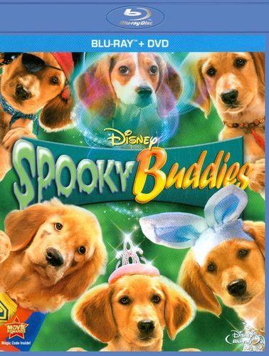 Spooky Buddies [2 Discs] [Blu-ray/DVD] [2011]