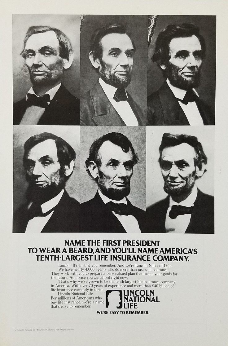 1970's Lincoln National Life Insurance Vintage Ad #lifeinsurance