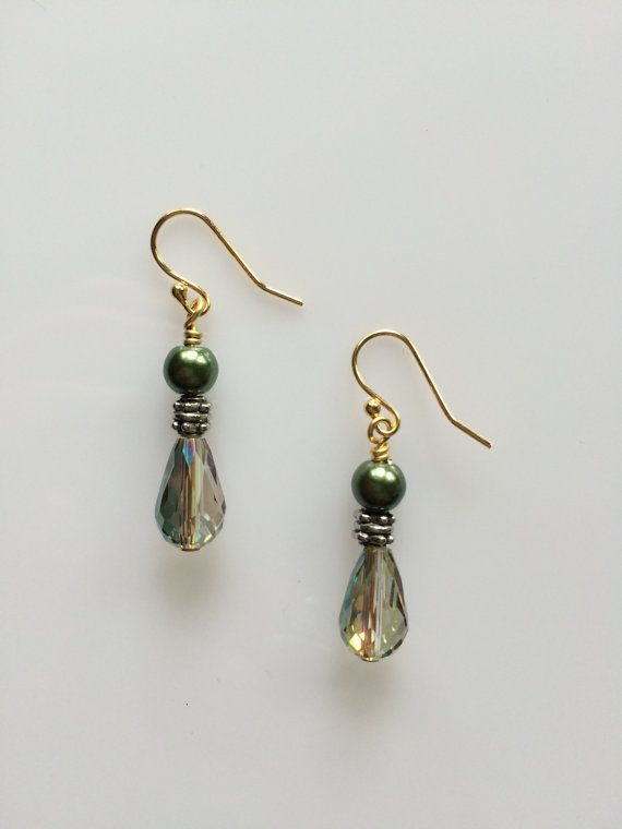 Dangle and Drop Earrings - Designed by Dean -  made with love xx