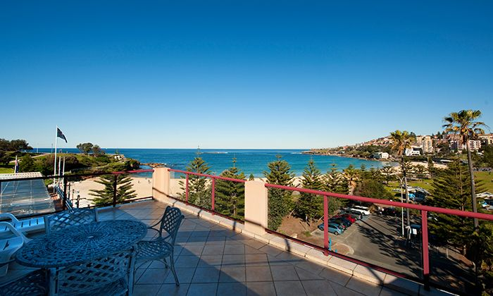 Coogee from $189 - Beachside stay at Coogee Sands Hotel