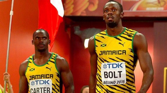 IOC revokes Usain Bolt's gold medal for teammate's banned substance use