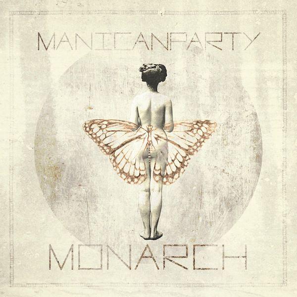 "Manicanparty -""Monarch"": Monarch Butterflies, Album Art"